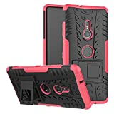Labanema Sony Xperia XZ3 Case, Heavy Duty Shock Proof