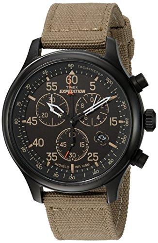 Timex Herren Analog Quarz Uhr mit Kein Armband TW4B10200 (Männer Timex Chronograph Watch)