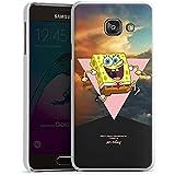Samsung Galaxy A3 (2016) Housse Étui Protection Coque Bob l'éponge Merchandising pour supporters Bob l'éponge