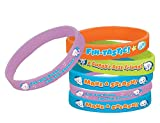 Amscan 394626 Bubble Guppies Rubber Bracelets - Best Reviews Guide