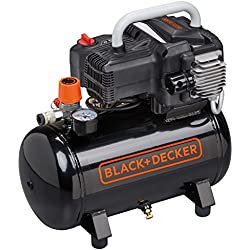 Black&Decker NKBN304BND309 Compresseur portatif, 1100 W, 230 V, Noir