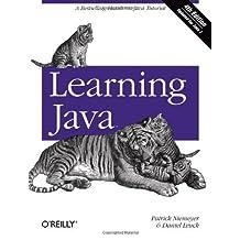 Learning Java 4th (fourth) by Niemeyer, Patrick, Leuck, Daniel (2013) Paperback
