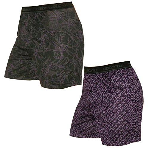 2-pack-mens-claiborne-soft-comfortable-button-fly-boxer-shorts-underwear-size-m32-34