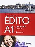 EDITO A1 ELEVE+CD+DVD