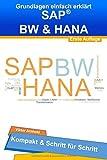 SAP BW & HANA, Grundlagen einfach erklärt: Kompakt und Schritt für Schritt
