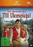 DVD Cover 'Die Abenteuer des Till Ulenspiegel (DEFA Filmjuwelen)