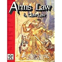 Arms Law & Claw Law (Advanced Fantasy Role Playing, 2nd ed, Stock No. 1100) by Charlton, S. Coleman (1990) Paperback