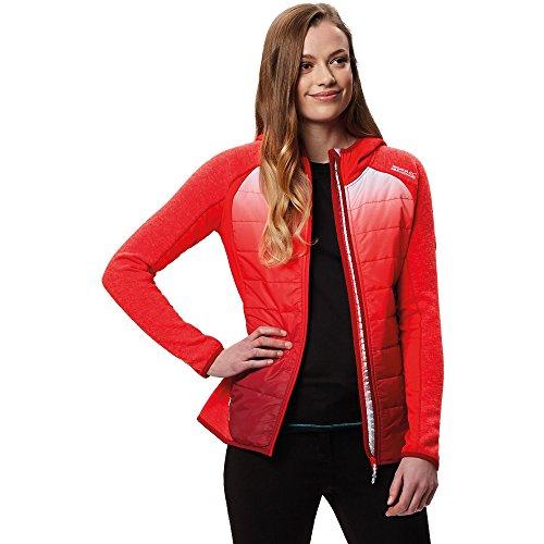 Regatta Womens/Ladies Pendan II Full Zip Polyester Fleece Jacket Top Full Zip Fleece Top