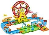 Webby S49 Ferris Wheel Train Set