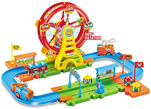 Webby Ferris Wheel S49 Train Set