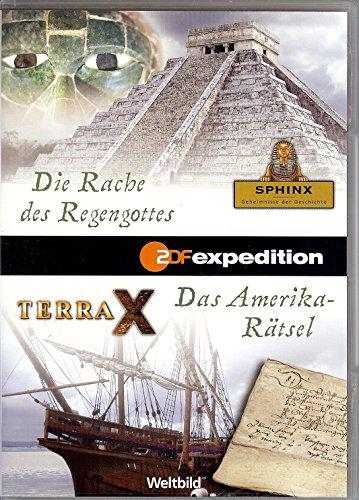 Terra X - Die Rache des Regengottes/Das Amerika-Rätsel