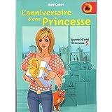 """Afficher """"Journal d'une princesse n° 5 L'anniversaire d'une princesse"""""""