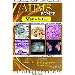 AIIMS PGMEE May 2018