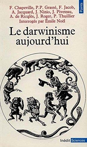 Le Darwinisme aujourd'hui par Collectif