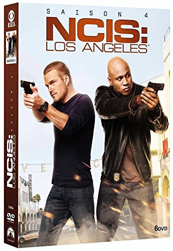NCIS: Los Angeles - Staffel 4 - EU-Import mit deutschem Ton - Ncis La Staffel 4
