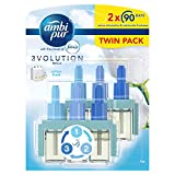 Ambi Pur 3Volution Plug-In Air Freshener Refill 20 ml (Pack of 2)