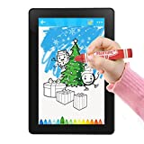 Kids Stylus Crayon - Fun & Colorful Stylus Pen for Touchscreen Tablets & Smartphones