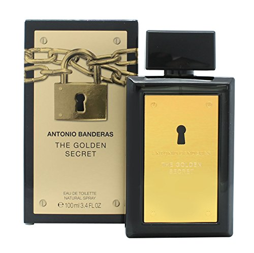 The Golden Secret Eau De Toilette Spray - 100ml/3.4oz