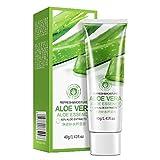 Providethebest 40g Aloe Vera Gel Gesichtscreme Anti-Falten-Creme Mitesser Akne Whitening Sonnenschutzlotion