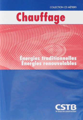 Métiers - Chauffage : CD-Rom