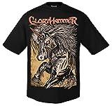 Gloryhammer Zombie Unicorn T-Shirt S