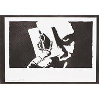 Joker Carta da Gioco Batman Handmade Street Art