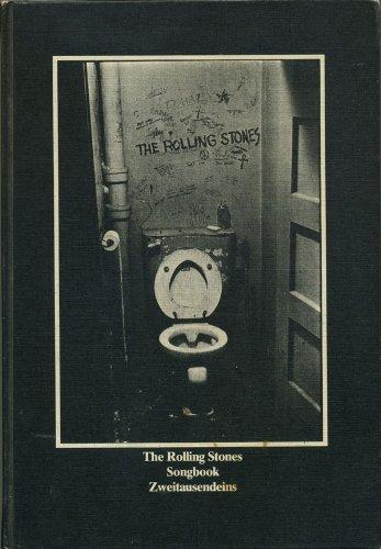 The Rolling Stones Songbook. 155 Songs mit Noten