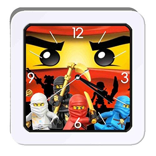 Ninjago 2-Reloj despertador