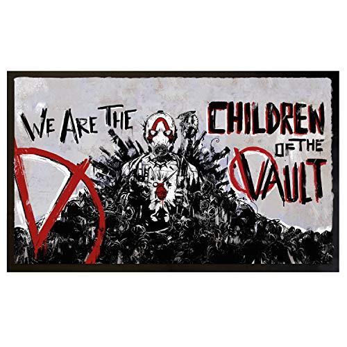 """Borderlands 3 Doormat \""""Children of the Vault\"""""""