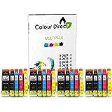20 XL (4 Sets) ColourDirect Cartouches d'encre compatibles Pour Epson XP-510 XP-520 XP-600 XP-605 XP-610 XP-615 XP-620 XP-625 XP-700 XP-710 XP-720 XP-800 XP-810 XP-820 imprimantes. - 26 XL