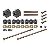 Febi-Bilstein 07568 Kit de réparation, suspension du stabilisateur