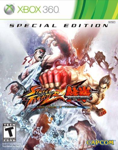 Street Fighter X Tekken Special Edition XBox360 US (Street Tekken X Xbox Fighter 360 Für)