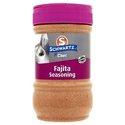Schwartz Fajita Seasoning 530gram by Schwartz