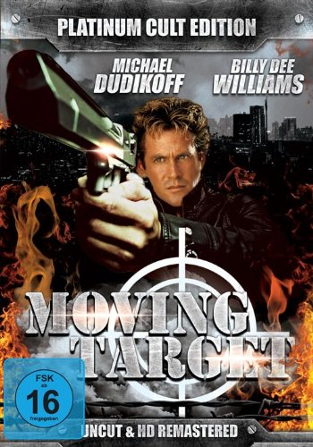 Bild von Moving Target - Uncut & HD-Remastered (Platinum Cult Edition)