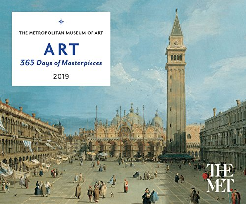 Art 365 Days of Masterpieces 2019 Calendar