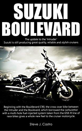 suzuki-boulevard-english-edition