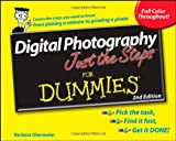 Digital Photography Just the Steps For Dummies by Barbara Obermeier (2008-06-23)