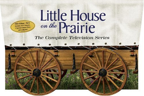 Little House on the Prairie: The Complete Television Series (Nine Seasons + Three TV Movies) by Melissa Gilbert