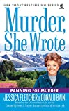 Murder, She Wrote: Panning for Murder (Murder, She Wrote Mysteries)