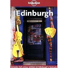 Lonely Planet Edinburgh by Neil Wilson (2002-01-02)