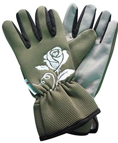 Hansons Garden gg111 Mesdames gants rembourrés en polyester/spandex