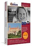 Curso de eslovaco para principiantes (A1/A2): Software compatible con Windows y Linux. Aprende eslovaco con el método de aprendizaje de memoria a largo plazo