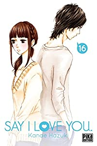 Say I Love You Edition simple Tome 16
