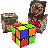 THE CUBIDIDU - Cube magique - Il est plus rapide et plus maniable que l'original-classique! - Speedcube