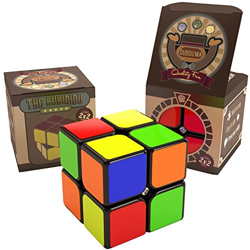 THE CUBIDIDU 2X2: Suave resistente ¡Tu cubo mágico