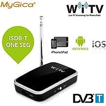 Geniatech MyGica® WiTV mobile Receptores de TDT sintonizador de TV inalámbrico y móvil para DVB-T -Para iPhone / iPad / Android Teléfono inteligente / tablet - reloj Digital TV