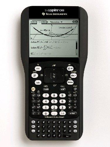 TI-Nspire CAS mit Touchpad Texas Instruments inkl. Software-Einzellizenz + PC-Link Texas-geräte
