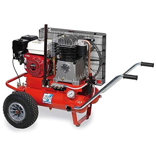 Cevik - Ca-agri65 - compresor de gasolina 5,5 hp - 11 + 11 lt.