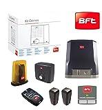 Kit porte automatique coulissante BFT Deimos Motor A600 24V 600 kg Résidentiel Résidentiel Usage R92527000002