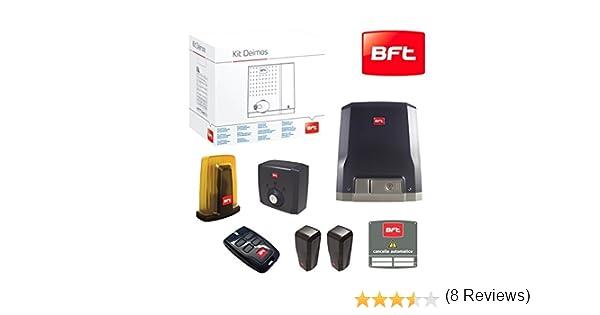 BFT Kit portail coulissant automatique Deimos moteur A600 24 V 600 kg R92527000002